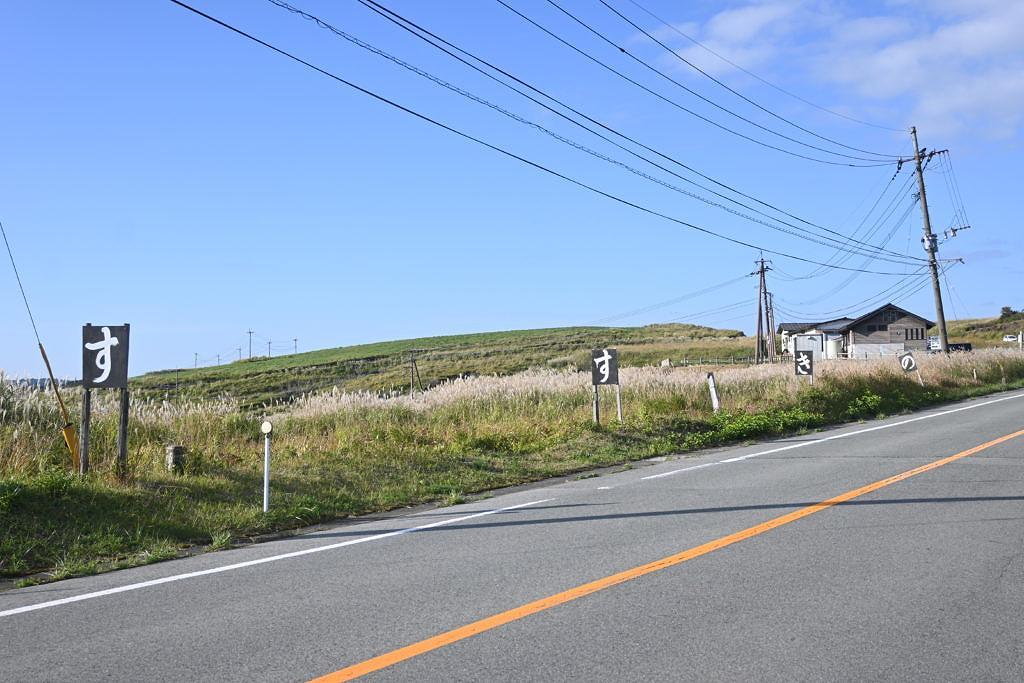 【阿蘇市西小園】阿蘇の秋と絶景を!すすきの迷路