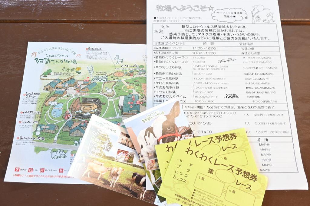 【西原村河原】安く1日遊び通せる!阿蘇ミルク牧場さん